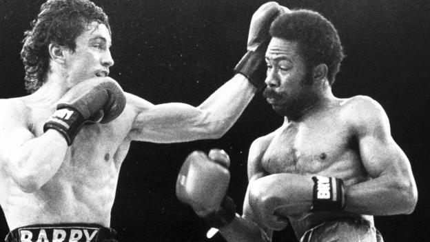 Eusebio Pedroza: Barry McGuigan pays tribute as former world champion dies thumbnail