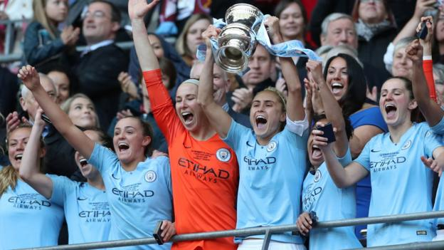 Women's FA Cup: FA praises SSE 'legacy' as sponsorship deal ends
