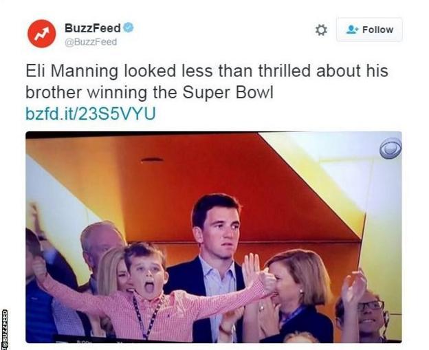 Buzzfeed tweet snip