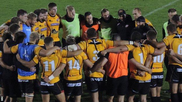 Pirates reflect on loss at Jersey