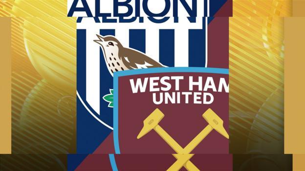 West Brom v West Ham