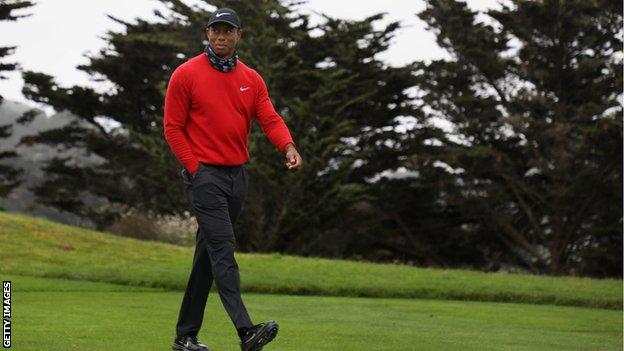 FedEx Cup play-off: Tiger Woods to play Northern Trust event in Boston