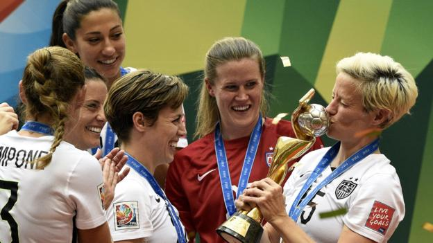 Women's World Cup: Record nine countries tell Fifa they want to host in 2023 thumbnail