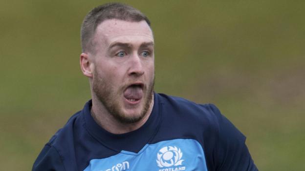 Scotland v Fiji: Stuart Hogg, Finn Russell & Greig Laidlaw return; Sam Skinner handed debut thumbnail