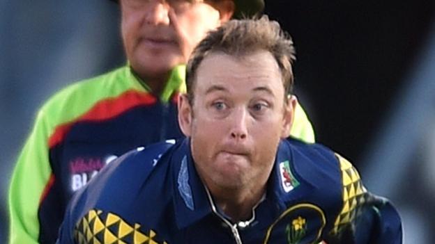 Glamorgan Cricket: County 'in great position' in T20 run-in - BBC Sport