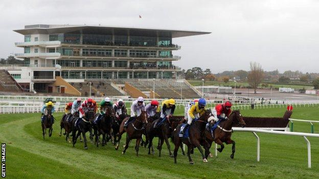 The four-day Cheltenham Festival starts on 16 March