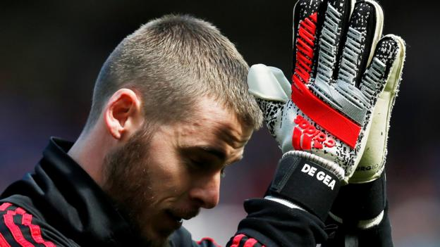 David de Gea: Man Utd offer improved new deal to stay thumbnail