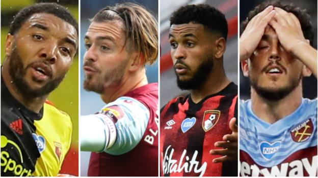 Premier League relegation battle: Six groups combating to remain up with 5 video games left thumbnail