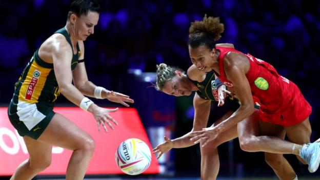 England Netball announce three-match South Africa series thumbnail