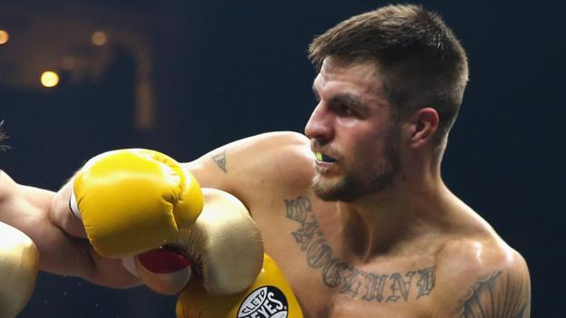 Erik Skoglund: Swedish fighter out of medically induced coma - BBC Sport