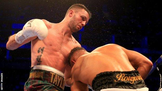 sports Josh Taylor beat Regis Prograis in October to secure a second world title