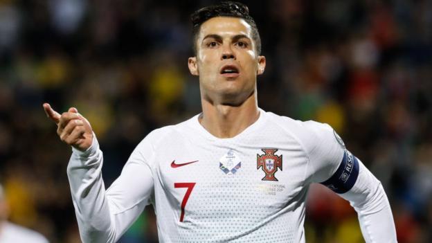 Cristiano Ronaldo breaks Robbie Keane's scoring record thumbnail
