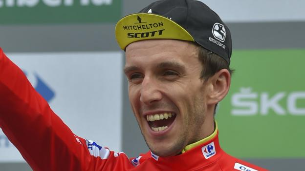 Simon Yates: British cyclist wins first Grand Tour at Vuelta a Espana thumbnail