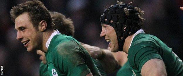 Northern Ireland Bowe and Ferris