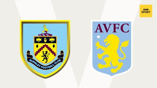 Burnley v Aston Villa