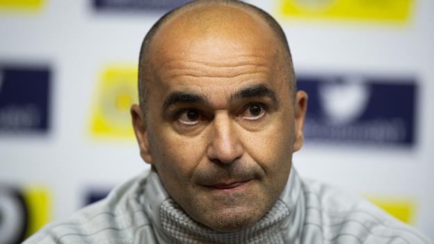 Scotland v Belgium: Roberto Martinez wary of wounded hosts