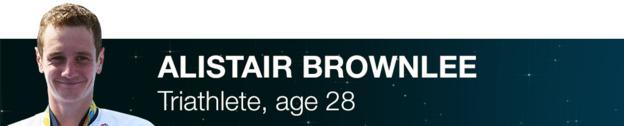 Alistair Brownlee - Triathlete, age 28