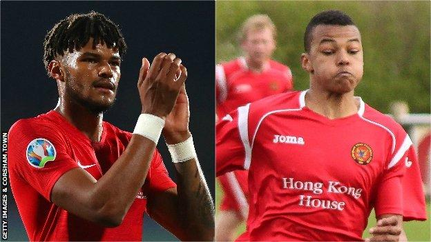 How Tyrone Mings went from barman and mortgage adviser to England international thumbnail