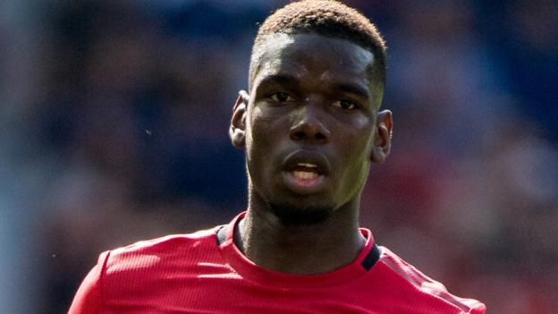 Paul Pogba: Manchester United midfielder says 'racism can only make me stronger' thumbnail