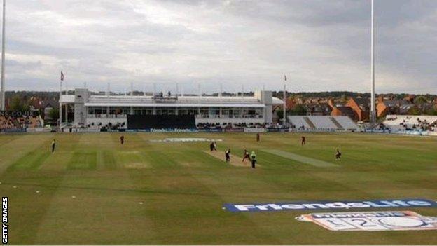 Northamptonshire Cricket Club
