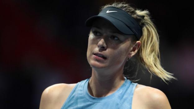 Indian Wells: Two-time champion Maria Sharapova withdraws thumbnail