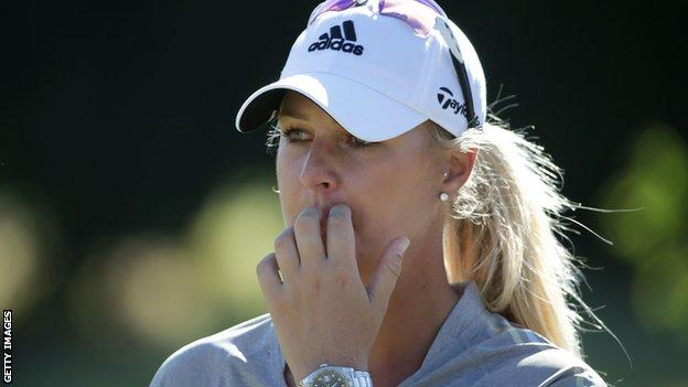 anna nordqvist lost to Brittany Lang