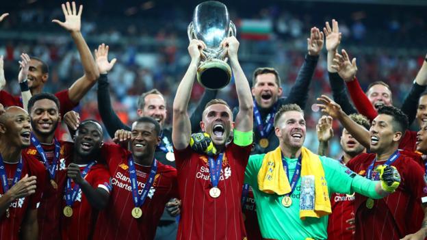 Supercup England 2021