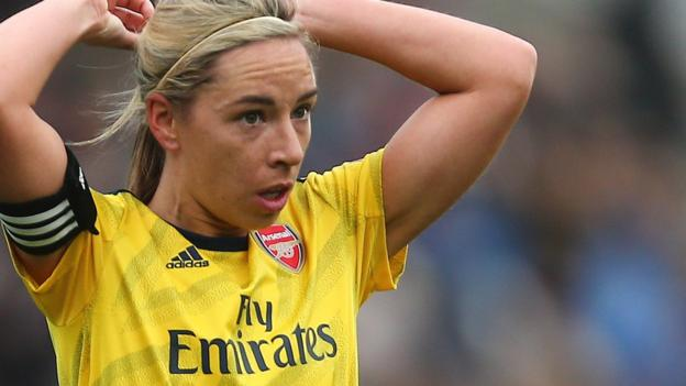 Jordan Nobbs: Arsenal Women midfielder signs new deal thumbnail