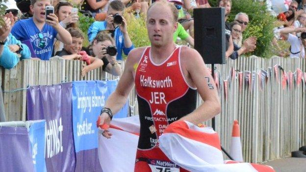 Dan Halksworth