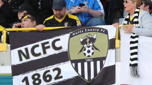 Notts county league two relegation robs magpies of their - Bbc football league 1 table ...
