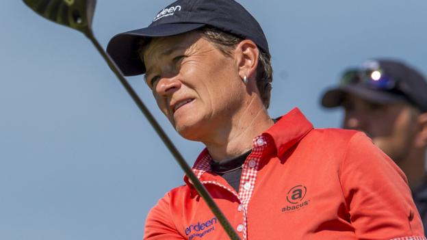 European Championships: Golf tournament will 'grow and grow' - Catriona Matthew - BBC Sport