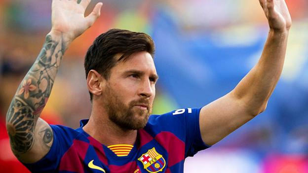 Wednesday's gossip column: Messi, Atal, Sane, Fekir