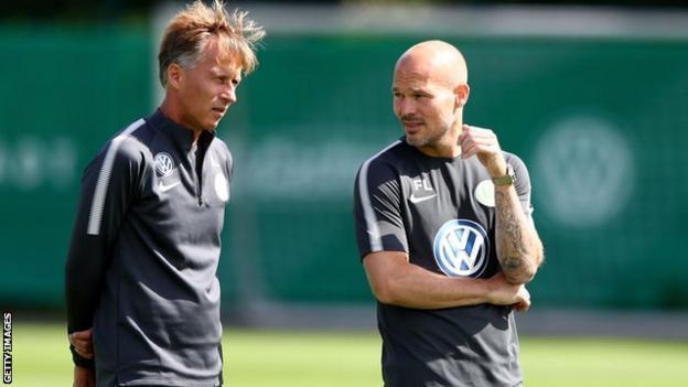 Jonker and Ljungberg