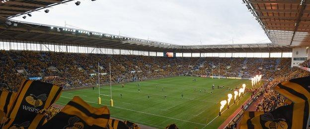 Ricoh Arena Coventry