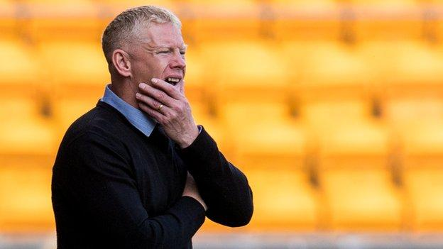 Livingston currently sit seventh in the Scottish Premiership after 12 games.