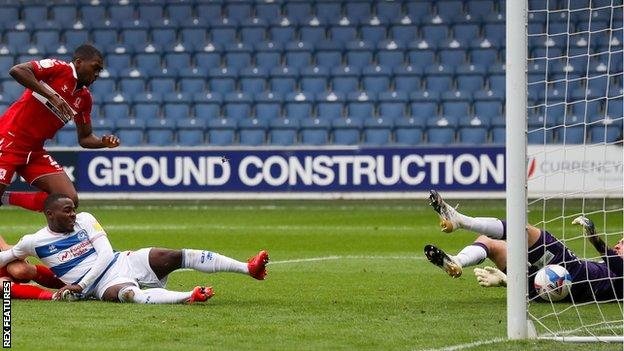 Bright Osayi-Samuel scores for QPR