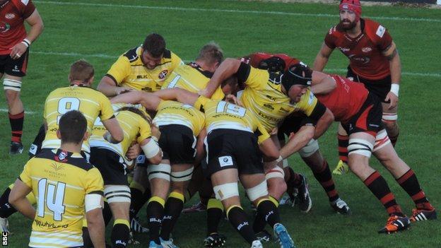 Jersey v Pirates 2015
