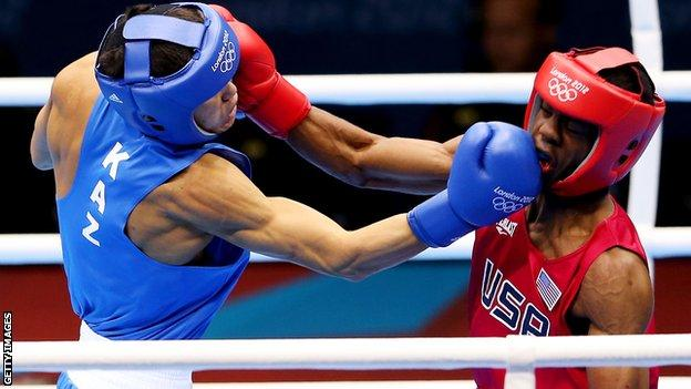 Olympic boxing
