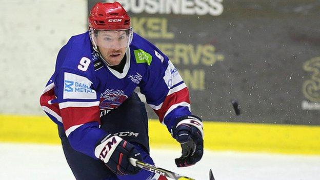 Brendan Connolly is the latest player to be confirmed on the Belfast Giants roster