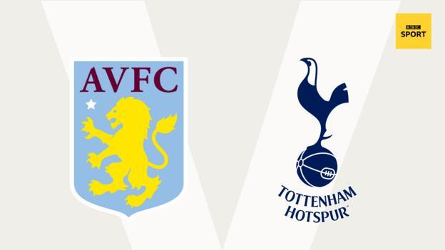 Aston Villa v Tottenham