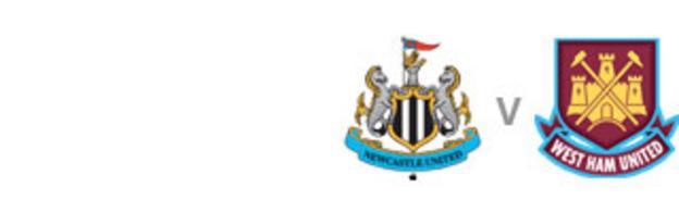Newcastle v West Ham