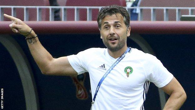 French coach Patrice Beaumelle