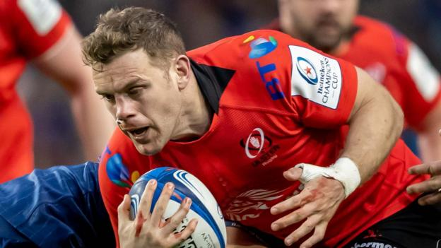 Darren Cave: Ulster centre to retire at end of season thumbnail