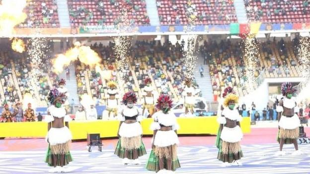 The opening ceremony of the 2021 CHAN