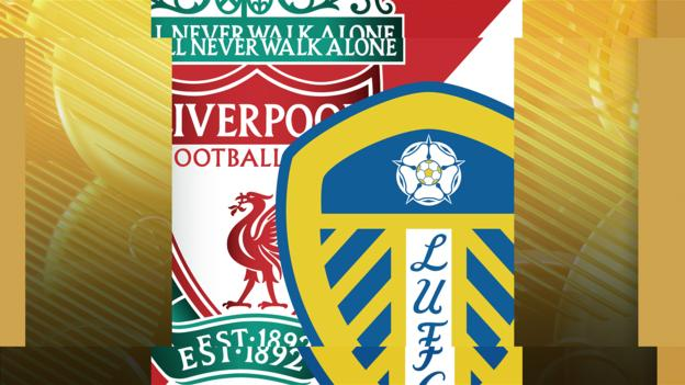 Liverpool v Leeds United