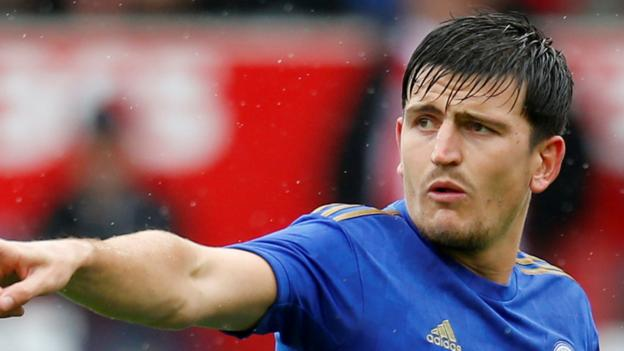 Harry Maguire: Man Utd & Leicester remain apart on defender's valuation thumbnail