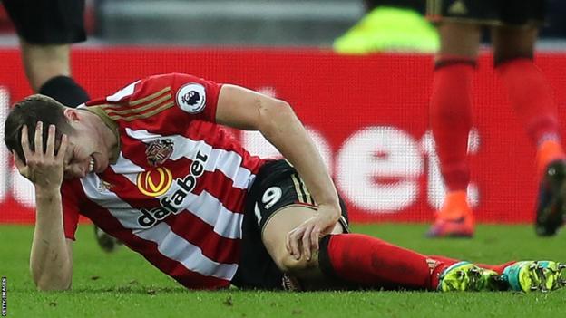 Paddy McNair of Sunderland