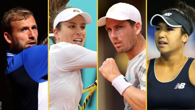 Dan Evans, Johanna Konta, Cameron Norrie and Heather Watson are the leading British hopes at the 2021 French Open