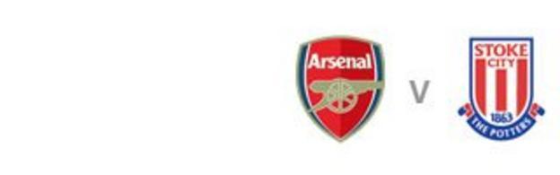 Arsenal v Stoke