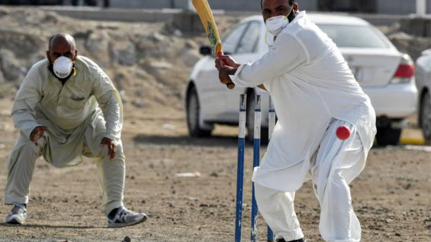 Cricket in Sharjah